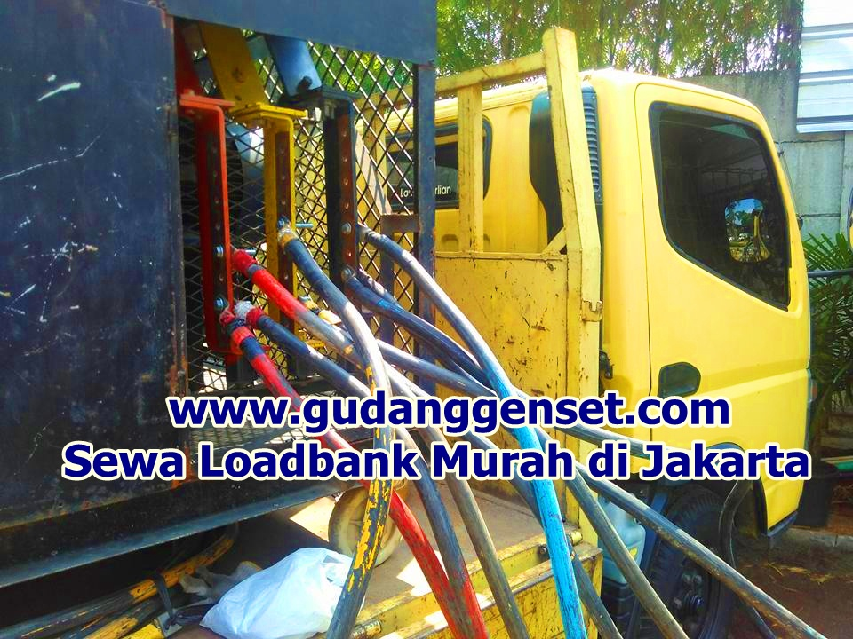Sewa load bank 1000 kw - gudanggenset.com