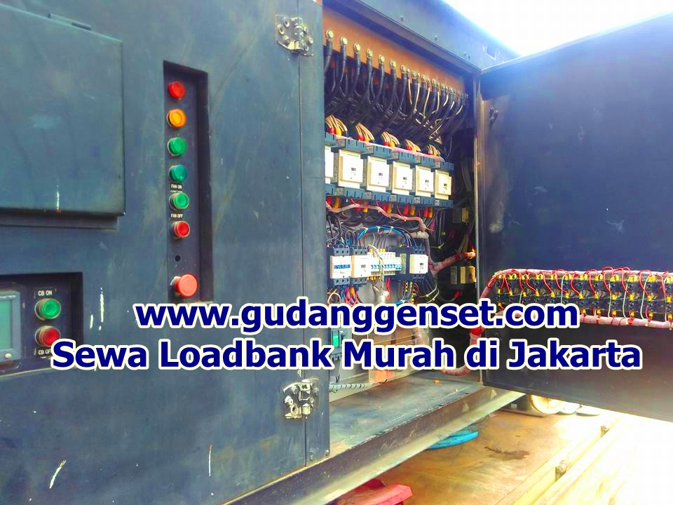 Sewa Load Bank 800 KW