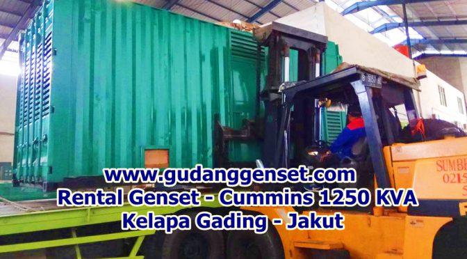 Sewa Genset Jakarta - Gudang Genset 081314625146