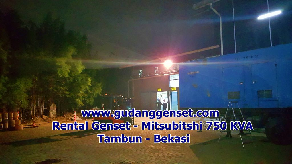 Rental Genset - Gudang Genset 081287796055