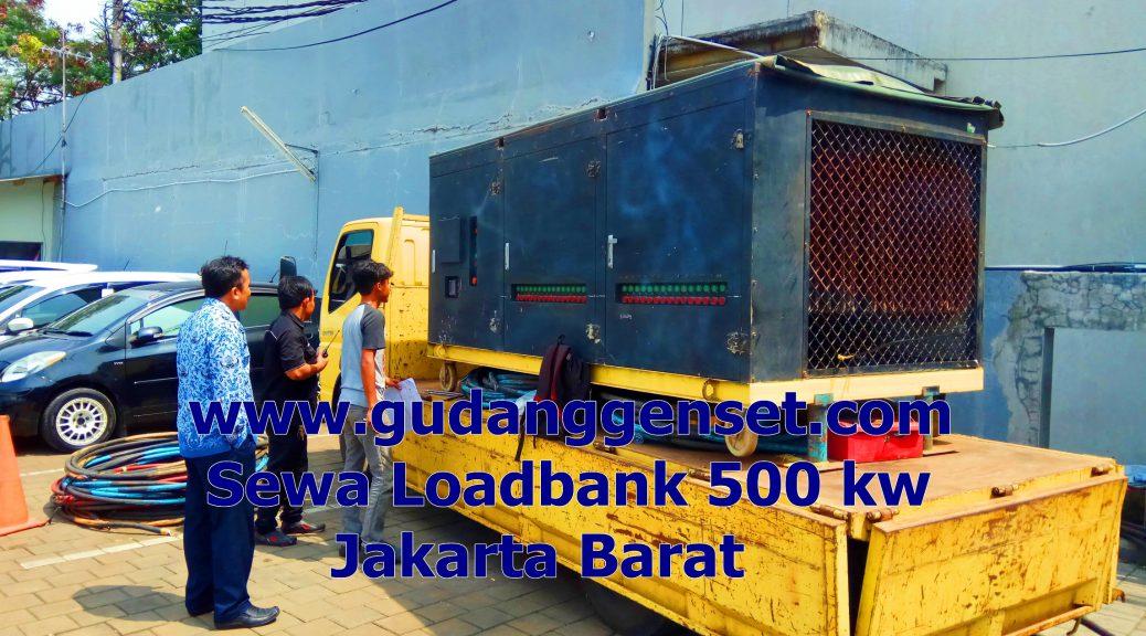 Sewa loadbank - gudanggenset 081289835207
