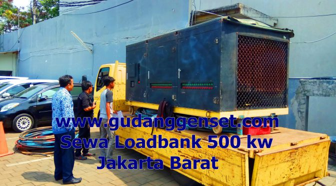 Sewa load bank 600 kw - gudanggenset 081289835207