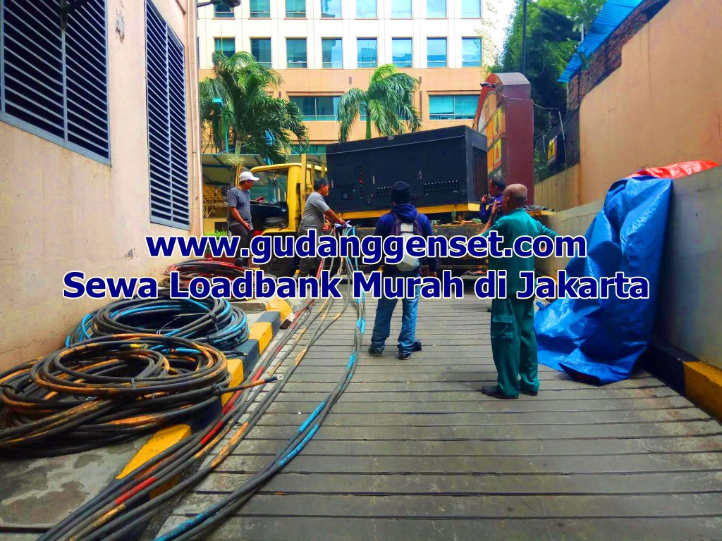 Sewa Load bank - Gudan Genset