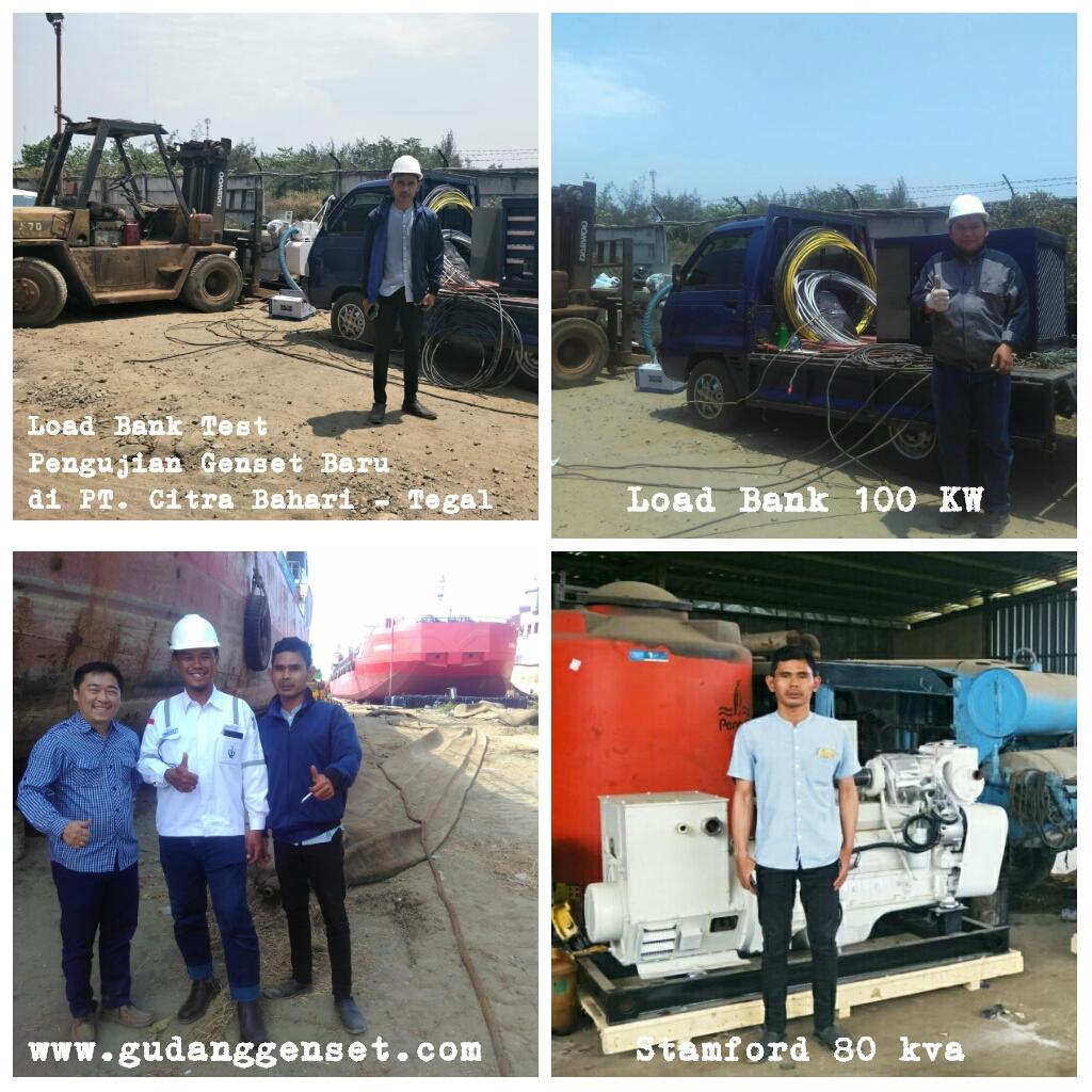 Sewa load bank 100 kw Murah dan Bermutu CV. Harfika Nusantara - 0813 1462 5146
