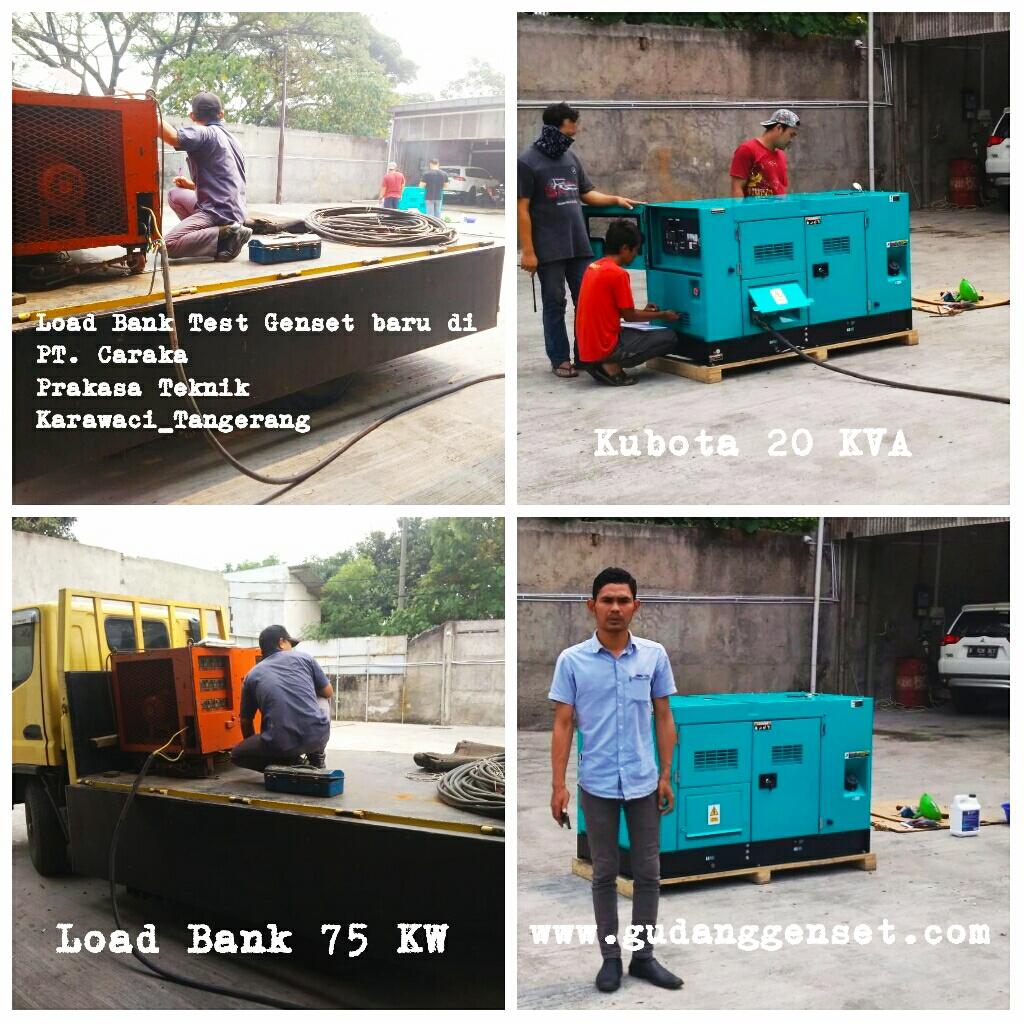 Sewa load bank Murah dan Bermutu - CV. Harfika Nusantara - 0813 1462 5146