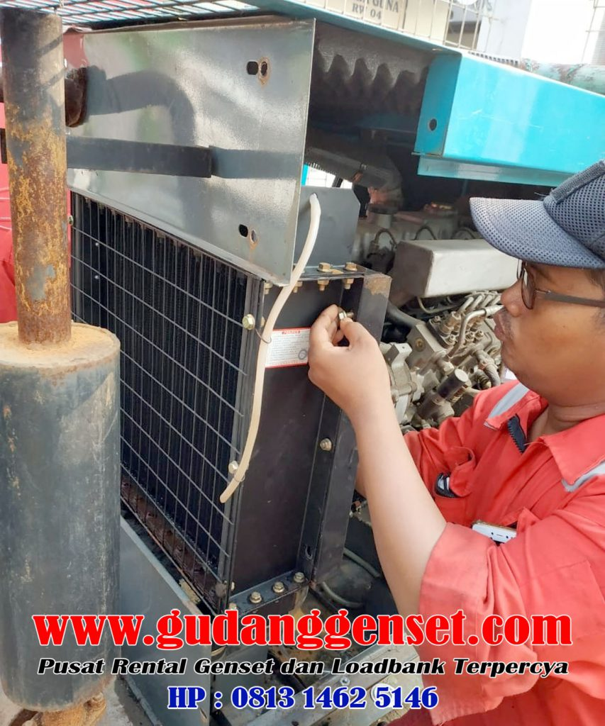 Service Genset Panggilan Jakarta